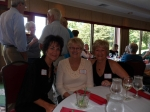 Susie LeDuc, Donna Gruett, Betty Nero